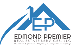 Edmond Premier Real Estate Services Logo